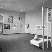 Exhibition Abstract Art, 1938. Photo: Stedelijk Museum Amsterdam